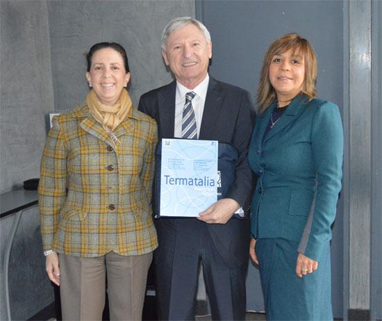 Perú participará en Termatalia