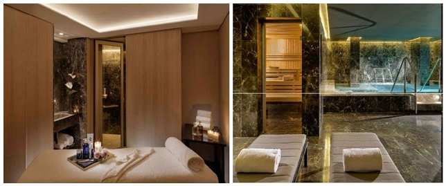 Spa de The One Barcelona