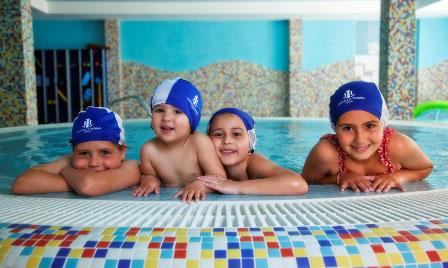 Actividades para niños en el balneario de solares