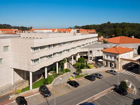 Centro Convenciones Hotel Hesperia Isla de La Toja