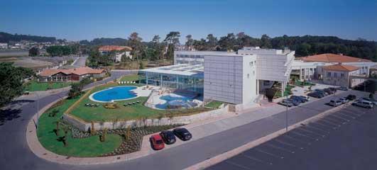 Centro de Convenciones Hesperia Isla de La Toja