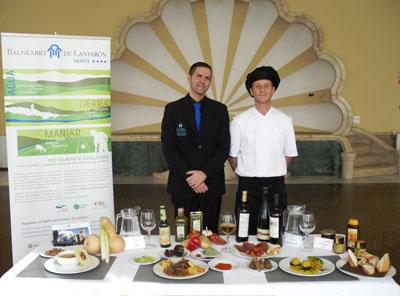 Certificación de restauración ecológica Restaurante Balneario Lanjarón