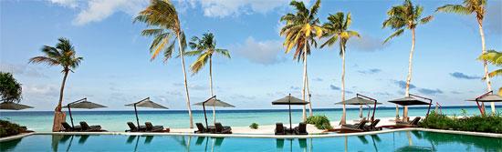 Hotel Constance Halaveli - Maldivas