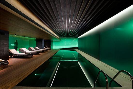 Spa de Mandarin Oriental, Barcelona
