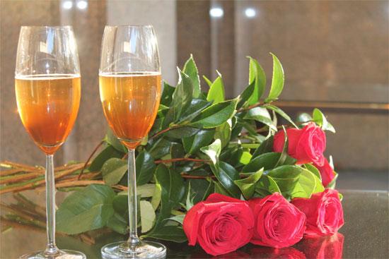 Un San Valentín de auténtico lujo