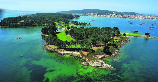 La Isla de la Toja