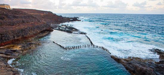 Piscinas naturales en las islas canarias en el blog de for Piscinas naturales yaiza lanzarote