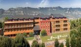 Vista panoramica Hotel El Montanyà