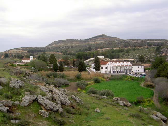 Balneario Alicun de Las Torres
