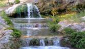 Cascada Balneario Alicun de Las Torres
