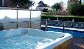 Jacuzzi Hotel Ibersol Antemare Spa