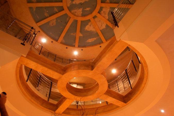 Hall edificio Palacios