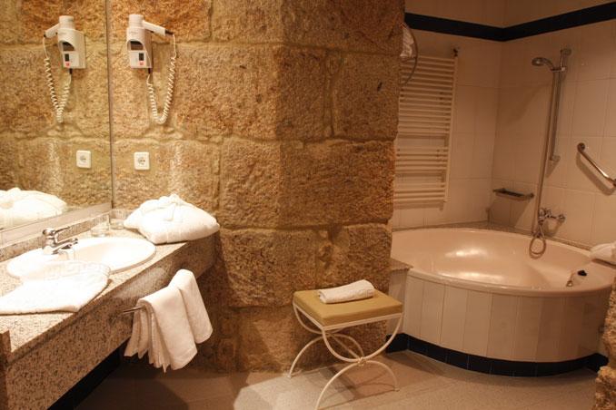 Junior Suite - Baño