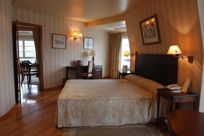 Suite del Mirador - dormitorio
