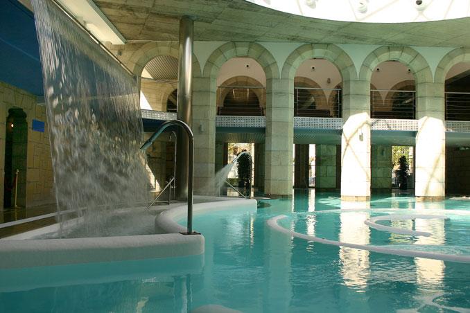 La villa termal del Balneario de Mondariz abre sus puertas en una apuesta por la nueva normalidad