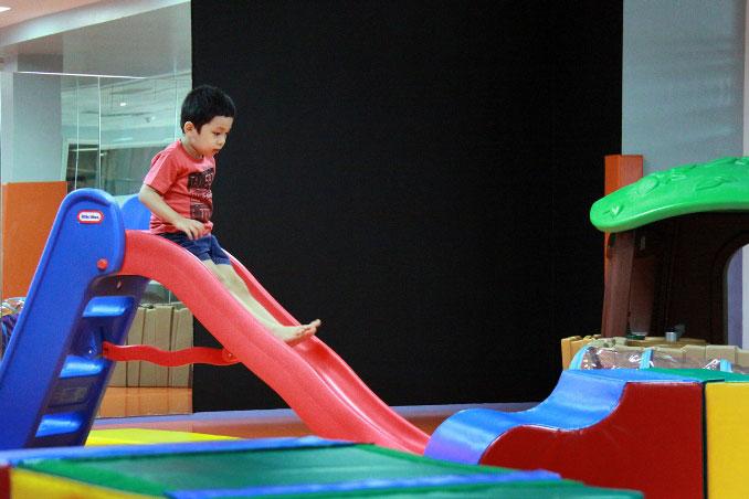 Mondariz Kids - �rea Infantil