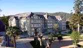 Antiguo Gran Hotel, ahora apartamentos privados Balneario Mondariz