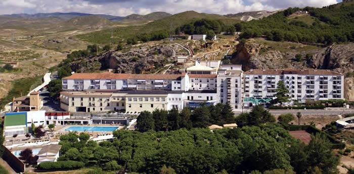 Balneario de Fitero
