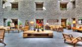 Lobby Hotel Barceló Monasterio de Boltaña