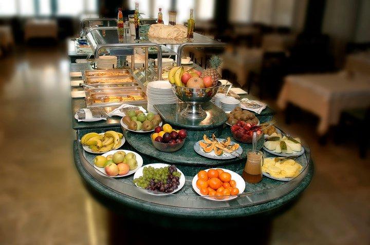 Buffet dietetico