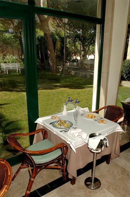 Restaurante Les Forques