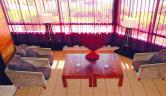 Salon de lectura Hotel Eurostars Isla de la Toja