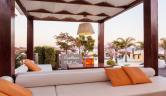 Zona pérgolas en Caribbean Chill Spa Augusta Spa Resort