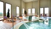 Cuellos de cisne Hotel Real Golf & Spa Badaguás Jaca
