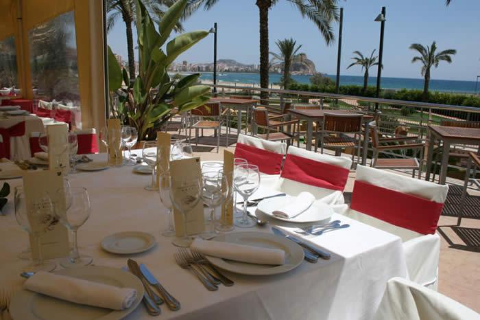Restaurante y terraza
