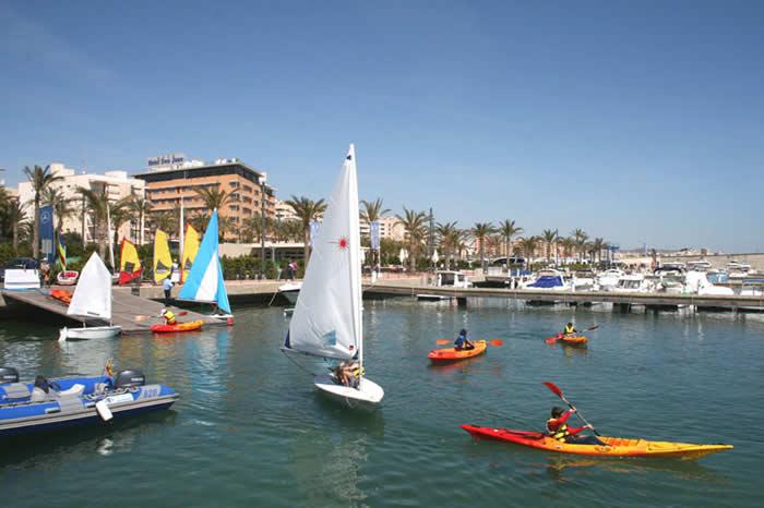 Escuelas nauticas Puerto Juan Montiel