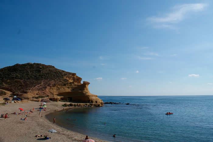 Playa Aguilas