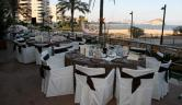 Salon de eventos - Terraza Hotel Puerto Juan Montiel