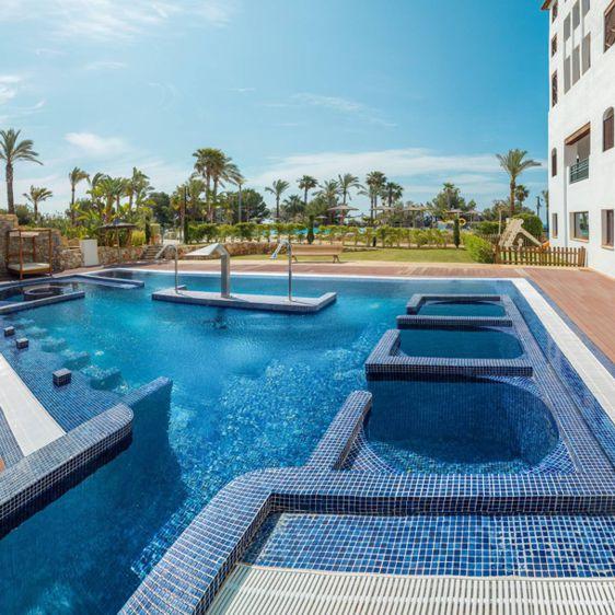 Hotel SH Villa Gadea Resort & Talaso