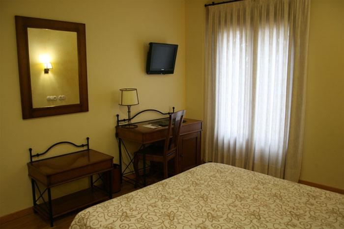 Habitacion doble cama de matrimonio
