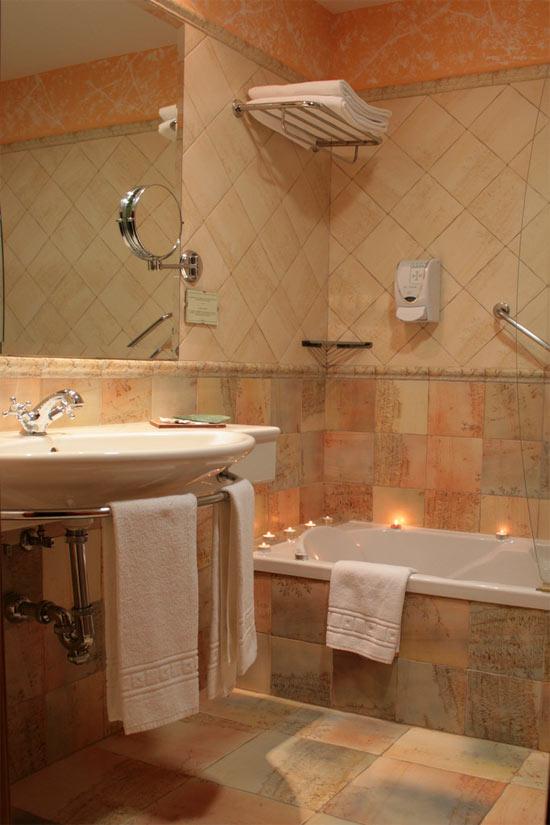 Baño habitacion twen