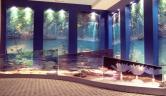 Spa domus aurea jardin virtual Hotel Comendador