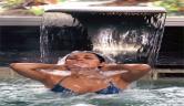 Baño dinámico con Chorro y Cascada Balneario de Lanjaron
