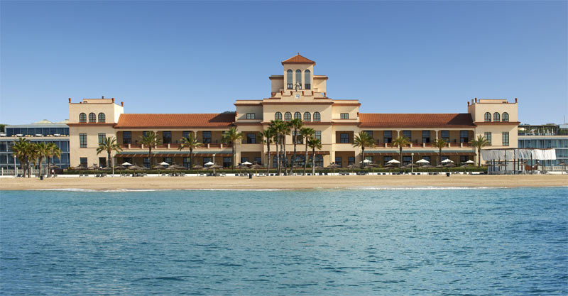 Hotel Le Meridien Ra Beach Hotel and Spa