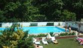 Piscina y jardines Balneario de Alceda