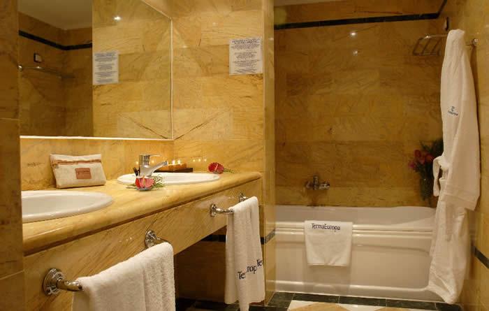 Baño en habitacion