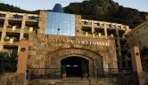 Entrada principal Balneario Arnedillo