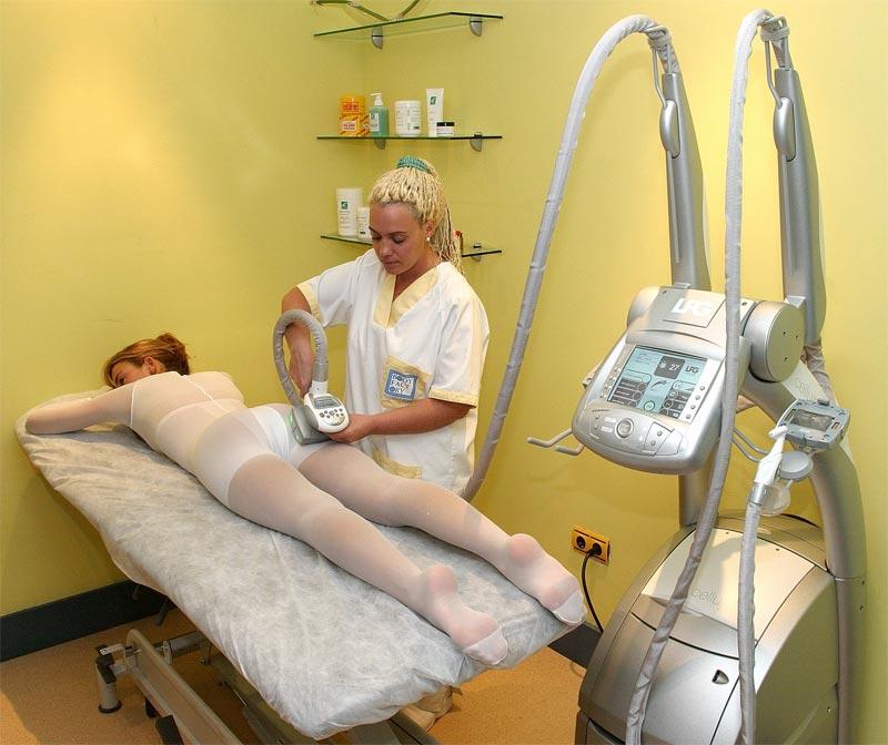 Tratamiento de Endermología o LPG