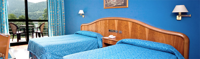 Habitacion doble dos camas