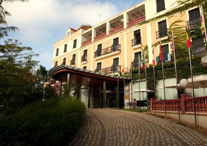 Fachada Gran Hotel Aqualange