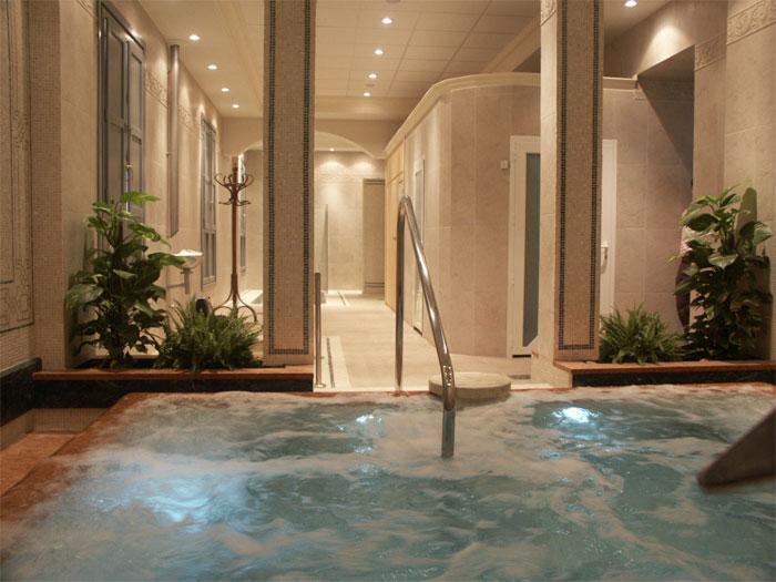 Gran Hotel Cascada - Termas Pallares