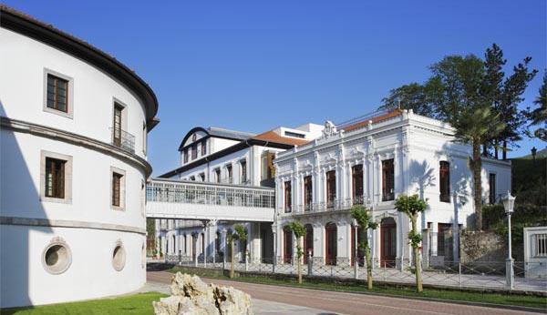 Balneario Caldas de Oviedo