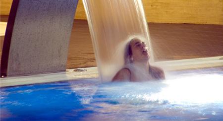 Piscina hidroterapia