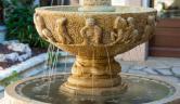 Detalle fuente Balneario Vichy Catalan