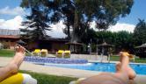 Piscina Hotel Mas Sola