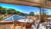 Terraza piscina Thalasso Hotel El Palasiet